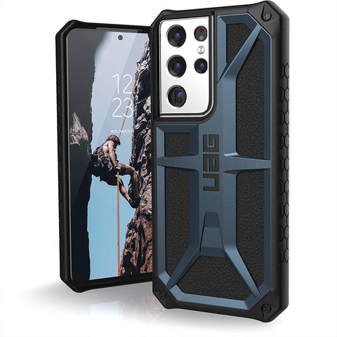 UAG Galaxy S21 Ultra 5G Case Monarch