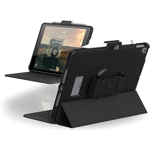 "UAG iPad 10.2"" (7th Gen, 2019) Case Scout with Handstrap"