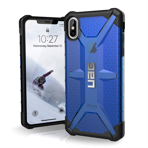 UAG iPhone Xs Max Case Plasma