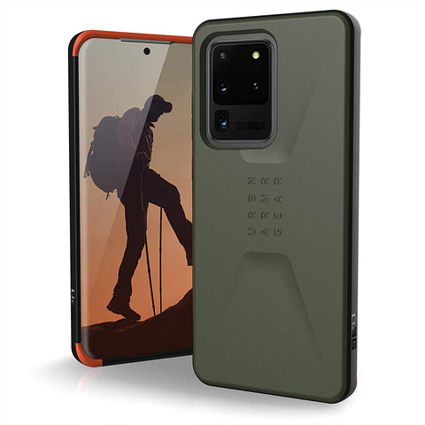 UAG Galaxy S20 Ultra Case Civilian