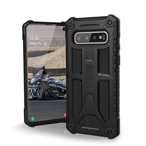 UAG Galaxy S10 Case Monarch