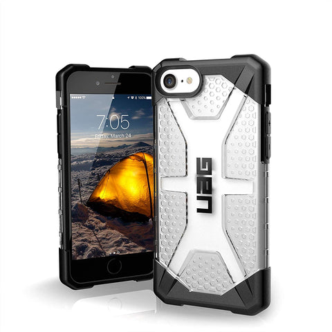 UAG IPhone SE (2020) Case Plasma