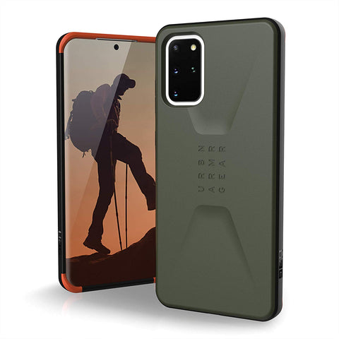 UAG Galaxy S20 Plus Case Civilian
