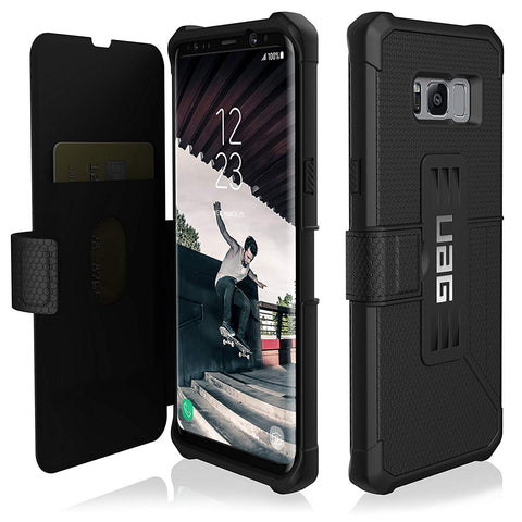 UAG Galaxy S8 Plus Case Metropolis