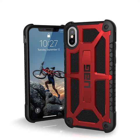 UAG iPhone Xs / X Case Monarch