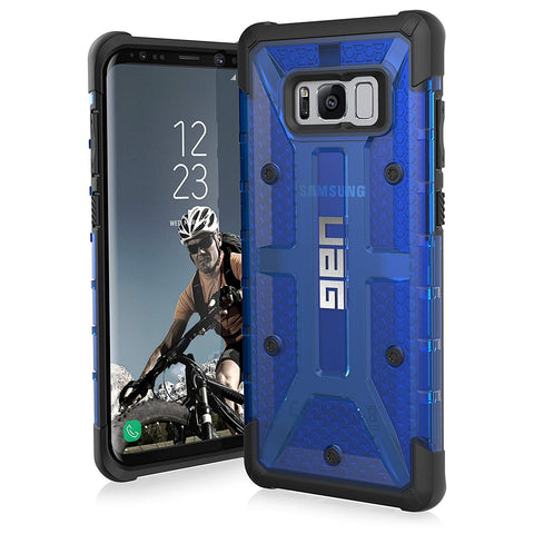 UAG Galaxy S8 Plus Case Plasma