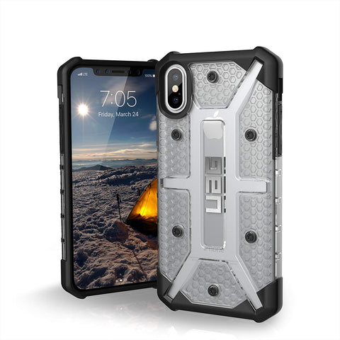 UAG iPhone Xs / X Case Plasma