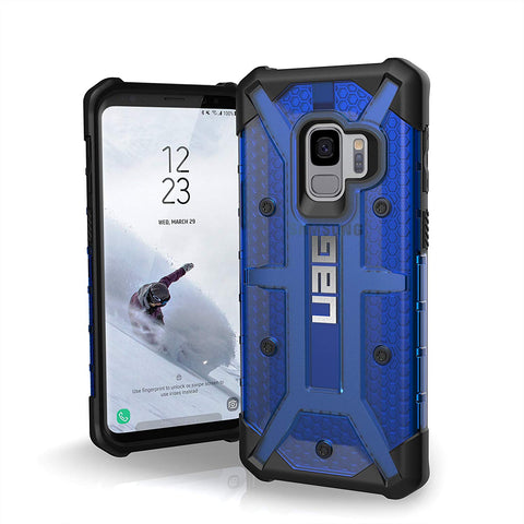 UAG Galaxy S9 Case Plasma