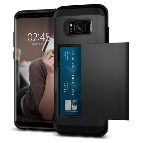 Spigen Galaxy S8 Plus Case Slim Armor CS