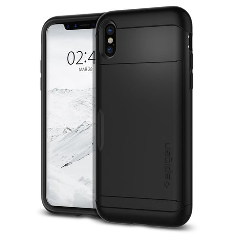 Spigen iPhone X (2017) Case Slim Armor CS