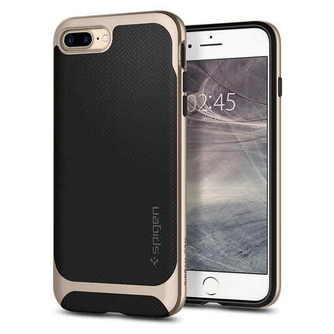 Spigen iPhone 8 Plus / iPhone 7 Plus Case Neo Hybrid Herringbone