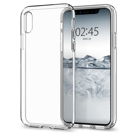 Spigen iPhone X (2017) Case Liquid Crystal