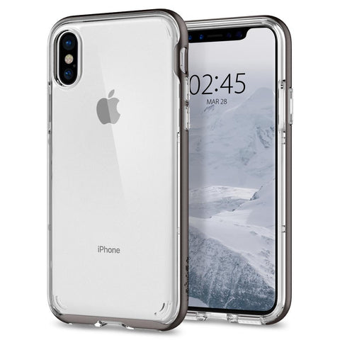 Spigen iPhone X (2017) Case Neo Hybrid Crystal