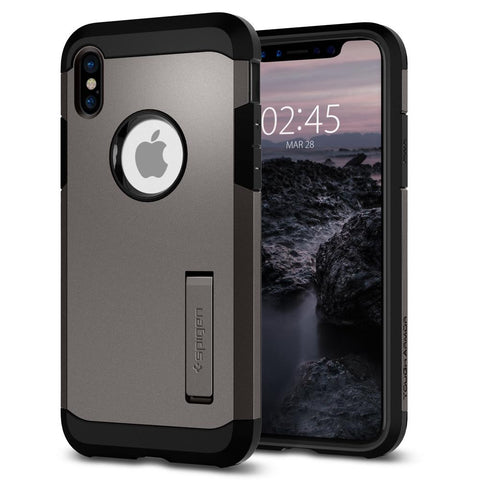 Spigen iPhone X (2017) Case Tough Armor