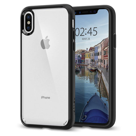 Spigen iPhone X (2017) Case Ultra Hybrid
