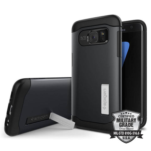 Spigen Galaxy S7 Edge Case Slim Armor