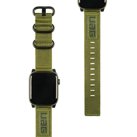UAG Apple Watch (44mm / 42mm) (Bigger Version) (Series 6/5/4/3/2/1 & SE) Nato Strap