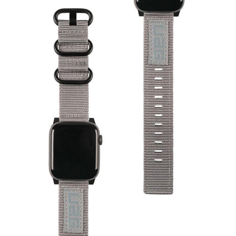 UAG Apple Watch (40mm / 38mm) (Smaller Version) (Series 5/4/3/2/1) Nato Strap