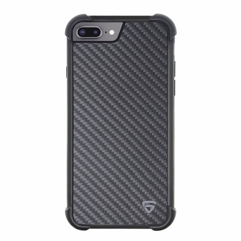 RAEGR iPhone 8/7/6/6s Plus Elements Armor Protective Case/Cover with Real Aramid Carbon Fiber