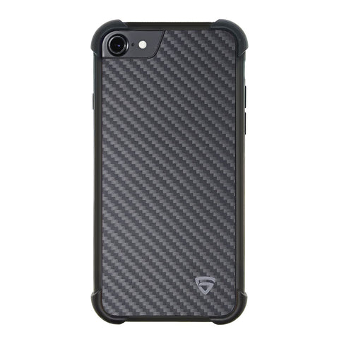 RAEGR iPhone 8/7/6/6s Elements Armor Protective Case/Cover with Real Aramid Carbon Fiber