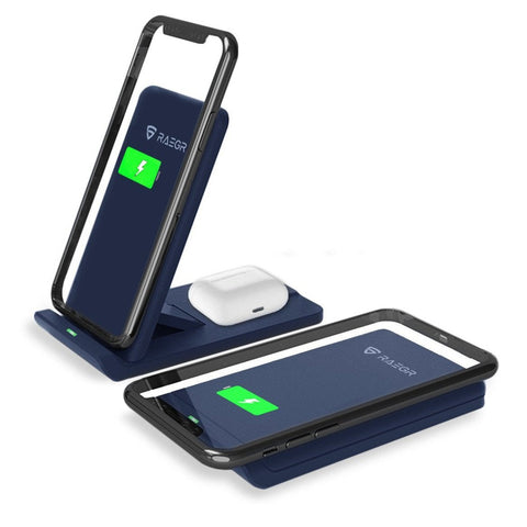RAEGR Arc 1100 Wireless Charging Station (2 in1)