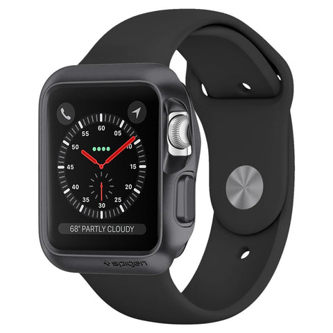 Spigen Apple Watch (SERIES 3 / SERIES 2 / SERIES 1) Case / Cover Slim Armor (42mm)