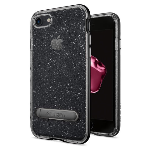 Spigen iPhone 8 / iPhone 7 Case Crystal Hybrid Glitter