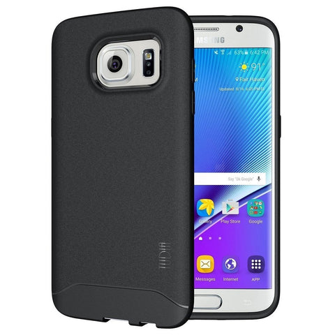 TUDIA Samsung Galaxy S7 Edge Case Ultra Slim Full-Matte ARCH