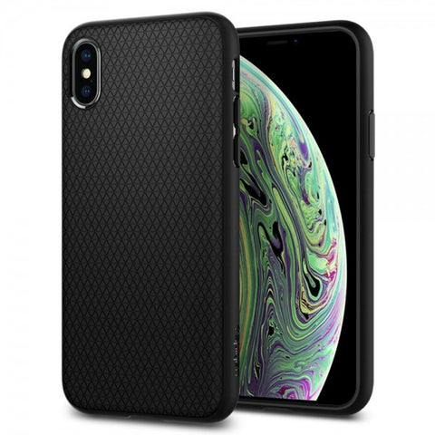 Spigen iPhone XS (2018) / iPhone X (2017) Case Liquid Air (Ver.2)