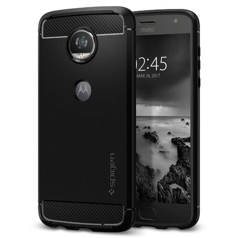 Spigen Moto Z2 Play Case Rugged Armor