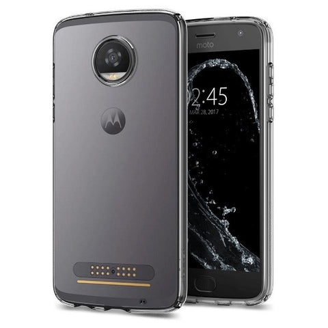 Spigen Moto Z2 Play Case Liquid Crystal