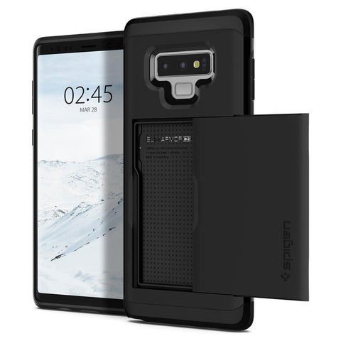 Spigen Galaxy Note 9 Case Slim Armor CS