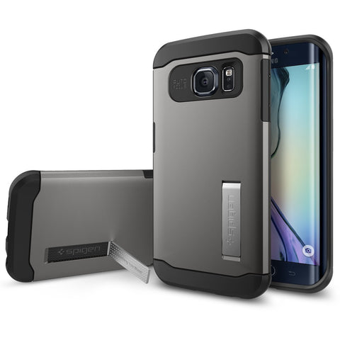 Spigen Galaxy S6 Edge Case Slim Armor Spigen Galaxy S6 Edge Case Slim Armor