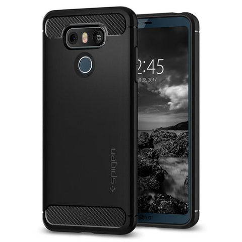 Spigen LG G6+ / LG G6 Case Rugged Armor