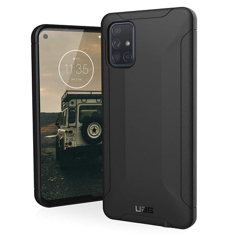 UAG Galaxy A71 Case Scout
