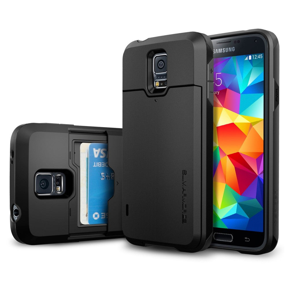 Spigen Galaxy S5 Case Slim Armor CS