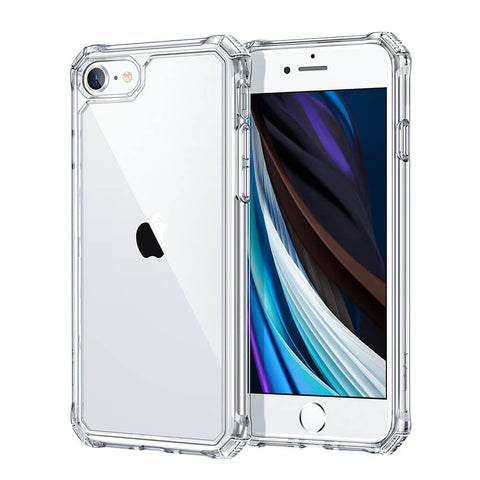 RAEGR SHIELD by ESR iPhone SE (2nd Gen, 2020) & also fits iphone 7/8 Case Air Armor