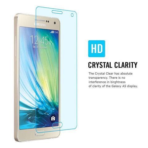 Galaxy A5 Screen Protector Crystal Clear