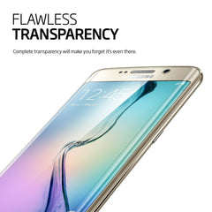 Spigen Galaxy S6 Edge Screen Protector Crystal