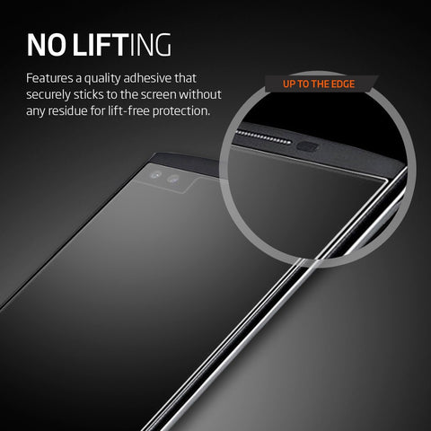 LG V10 Screen Protector GLAS.tR SLIM