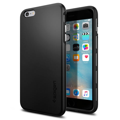Spigen iPhone 6S Plus / iPhone 6 Plus Case Thin Fit Hybrid