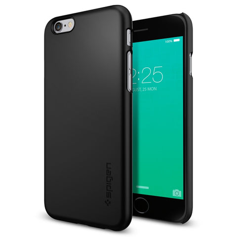 Spigen iPhone 6S/ iPhone 6 Case Thin Fit Black