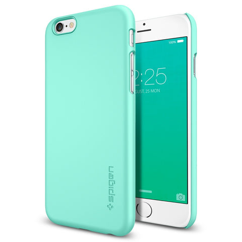 Spigen iPhone 6S Plus / iPhone 6 Plus Case Thin Fit Mint