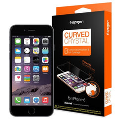 Spigen iPhone 6/ iPhone 6S Screen Protector Steinheil Curved Crystal (4.7)
