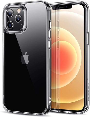 "RAEGR SHIELD by ESR iPhone 12 / 12 Pro 5G - 6.1"" Case Classic Hybrid with Screen Protector"