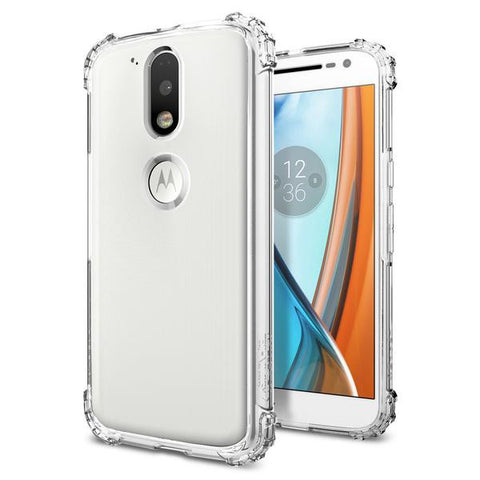 Spigen Moto G4 / G4 Plus Case Crystal Shell
