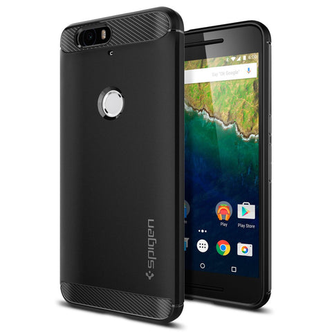 Spigen Google Nexus 6P Case Rugged Armor