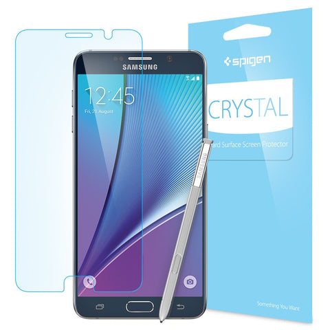 Spigen Galaxy Note 5 Screen Protector (Plastic Film)