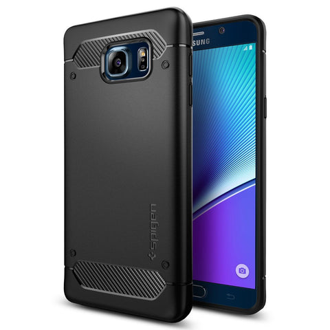 Spigen Galaxy Note 5 Case Capsule Ultra Rugged