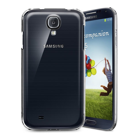 Galaxy S4 Case Ultra Thin Air Transparency